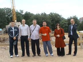 Imami MIZ Zagreb sa polaznicima mekteba posjetili gradilište IKC u Rijeci