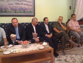 Na iftaru kod ambasadora IR Iran