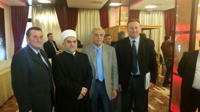 Muftija Dudic u posjeti Albaniji (2)